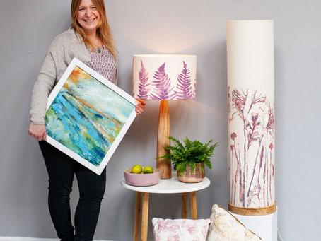 Meet the Maker - Laura Evans