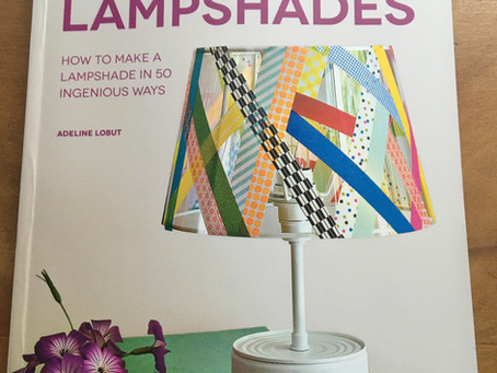 Book Review - 50 Thrifty DIY Shades by Adeline Lobut