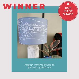 #memadeshade August winner