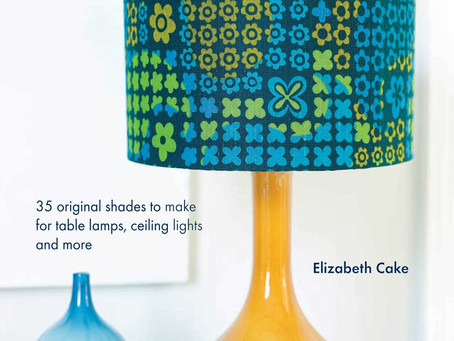 Book Review – Make Your Own Lampshades – Elizabeth Cake