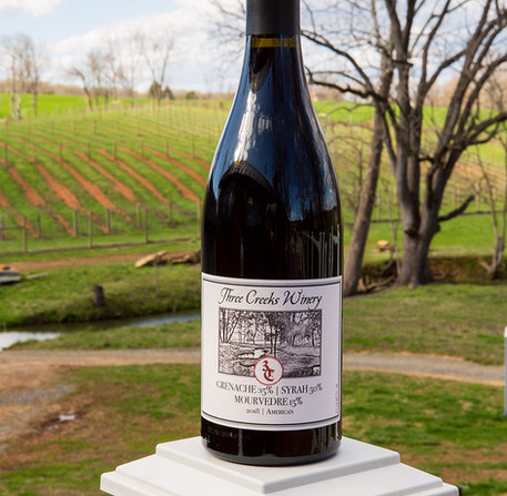 2018 GSM - Grenache, Mourvedre and Syrah