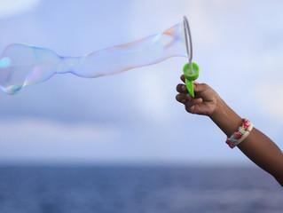Seifenblasen-Lauge selber gemacht
