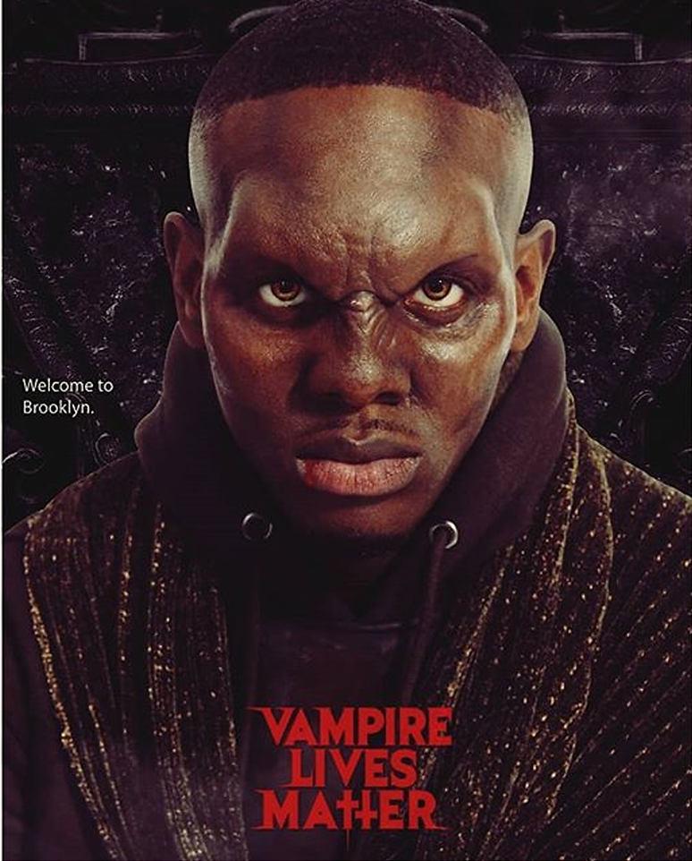 Vampire Lives Matter