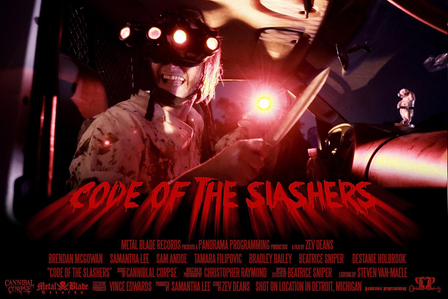 Code of the Slashers