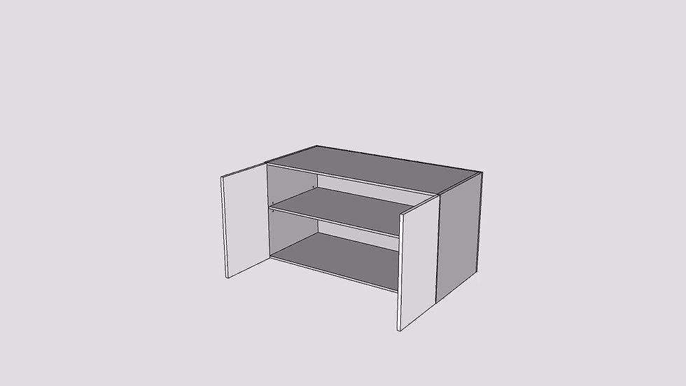 Fridge Cabinet 2 Door