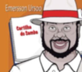 Emersson Ursoo - CD Cartilha do Samba