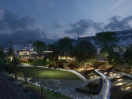 Balfour Beatty Enroute to Transform Aberdeen Park