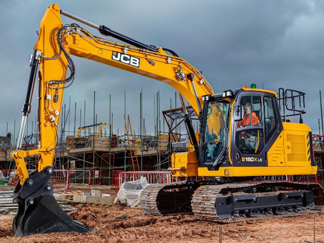 JCB X Series Excavator Family Has a New Member!