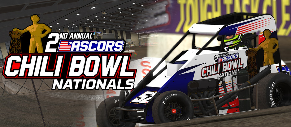 ASCORS Announces 2nd Annual Chili Bowl Nationals