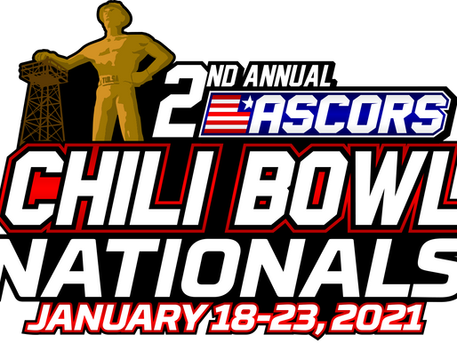 Dates Announced for 2021 ASCORS Chili Bowl Nationals