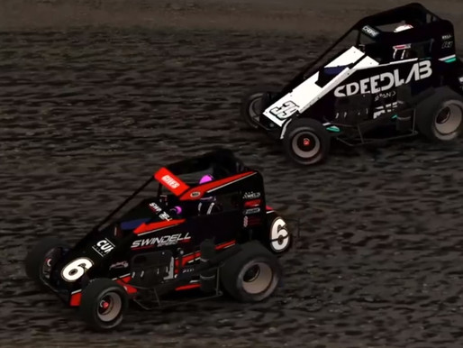 Cannon wins Night 1 at the Chili Bowl Nationals