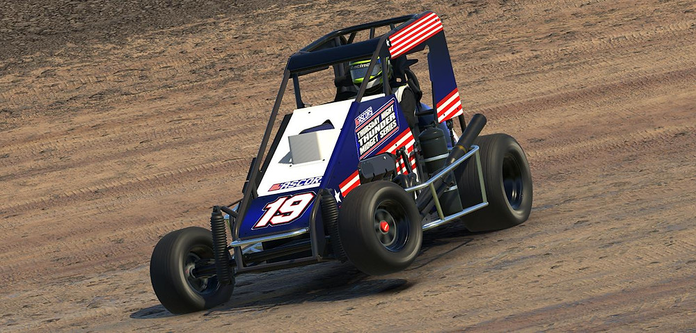 ASCORS returns this December to iRacing
