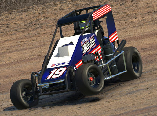 ASCORS Returns with the Thursday Night Thunder Midget Series
