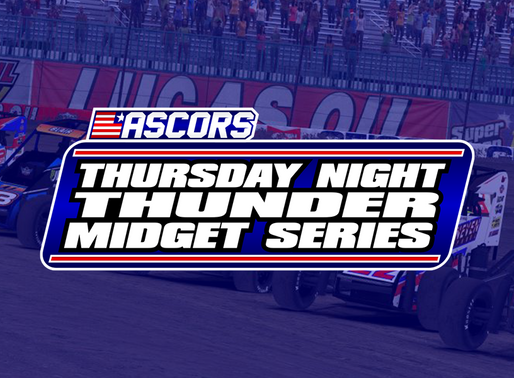 Thunder Midget Series Schedule Announced