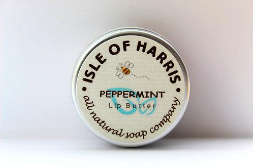 Peppermint Lip Butter