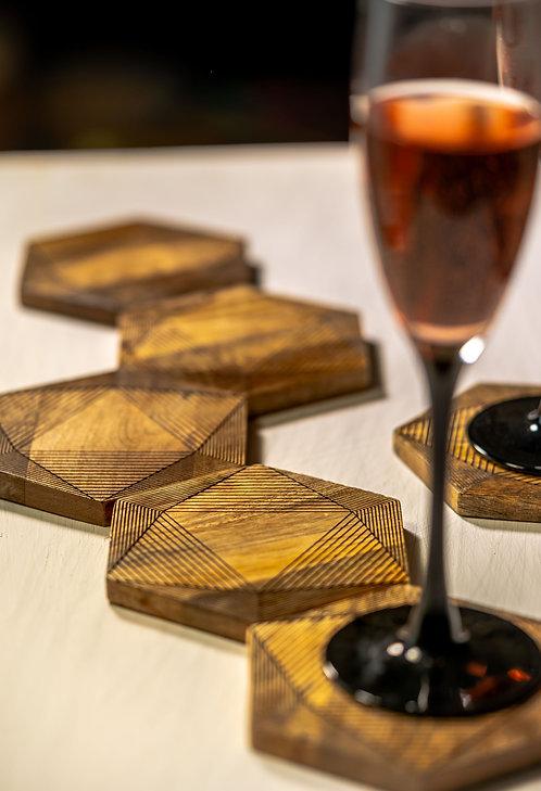 Coasters Wooden Maze