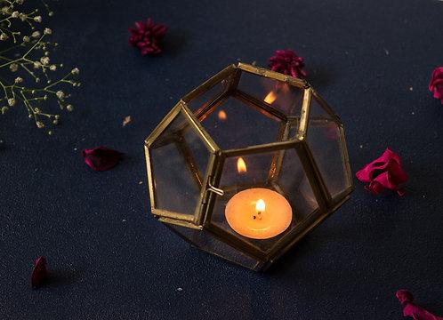 Prism Lantern - Hexagon