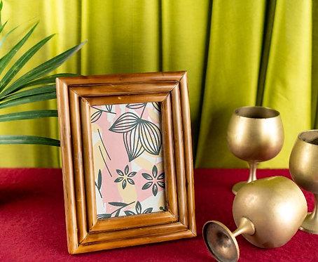 Photo Frame Bamboo