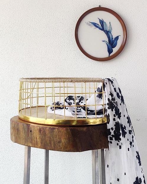 Metal Tray Basket