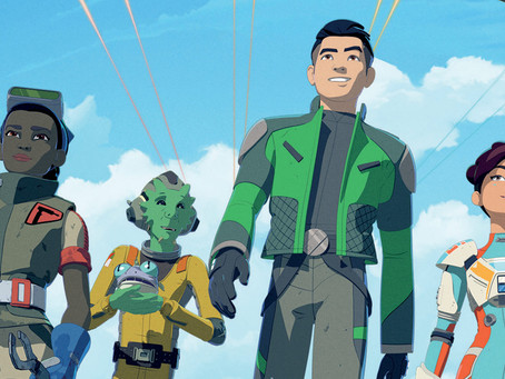 Five Reasons Why You Should Watch Star Wars Resistance
