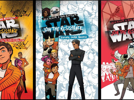 Book Review: Join the Resistance Series