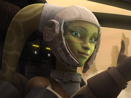 Hera Syndulla: Compassion and Passion