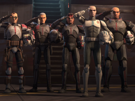 Looking Back at the Bad Batch in The Clone Wars