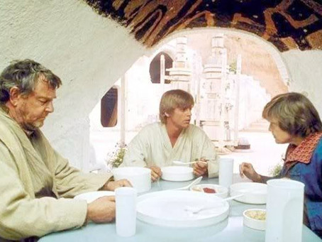 The Mundane Parts of Life in a Galaxy Far, Far Away