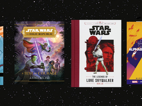 QUIZ: Which Star Wars Book Should You Read Right Now?