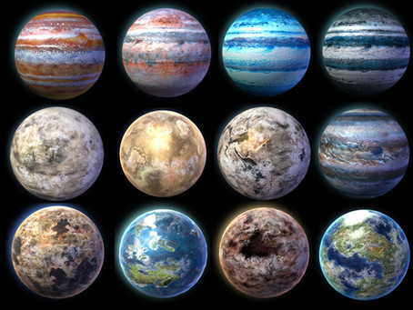 QUIZ: Guess the Planet!