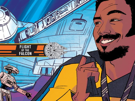 Book Review: Lando's Luck