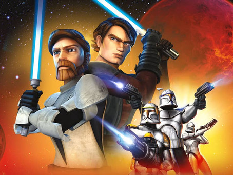 """QUIZ: Can You Guess the """"The Clone Wars"""" Arc From a Color Palette?"""
