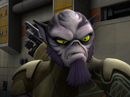 4 Reasons Why You Should Appreciate Zeb Orrelios RIGHT NOW!
