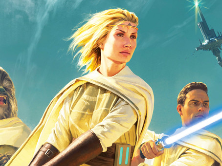Book Review: Light of the Jedi