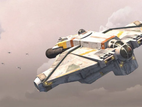 Mise-en-Wren - The Storyworld of Star Wars Rebels: The Ghost