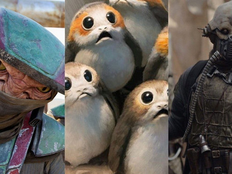QUIZ: Which Star Wars Species Are You?