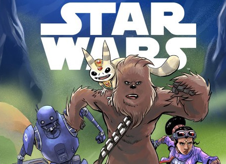 Book Review: The Mighty Chewbacca and the Forest of Fear