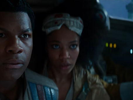 Highlighting Ten Black Characters in Star Wars