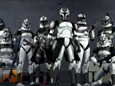 5 Of My Favorite Stylish Clone Troopers