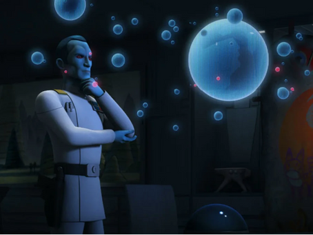 Mise-en-Wren: Grand Admiral Thrawn's Office