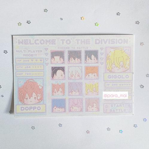 催眠麥克風 - Battle Postcard