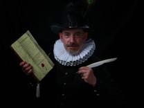 Tomé Pinheiro, maestro de ceremonias.
