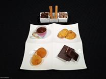 'Otra forma' de degustar el chocolate, introducido en España en el S. XVI.