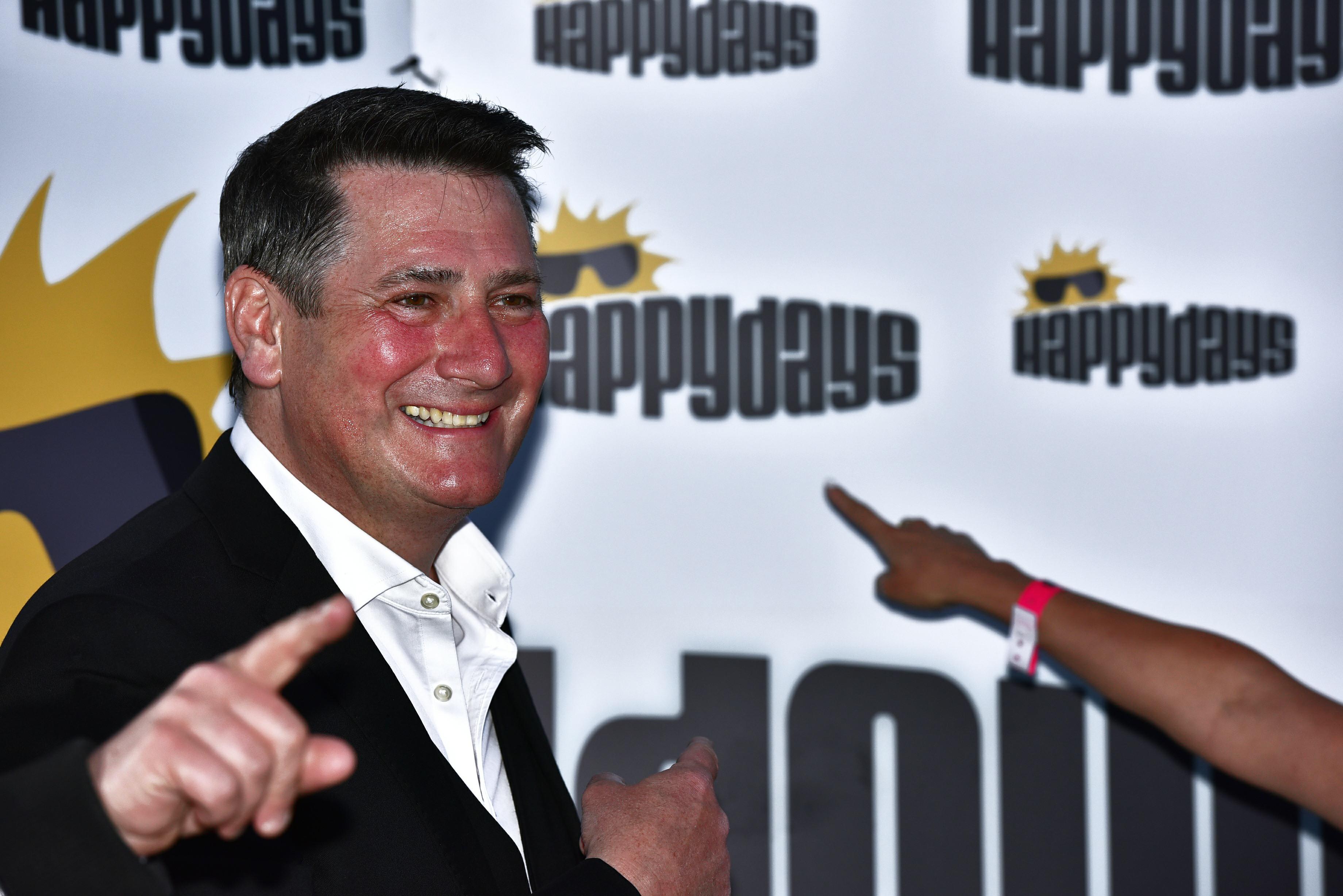 Tony Hadley At Happy Days Festival