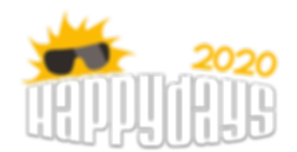 Happy Days Logo 2020