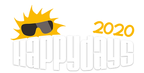 Happy Days Logo 2020