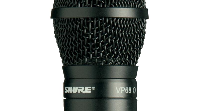Shure VP68 Capsule - Used