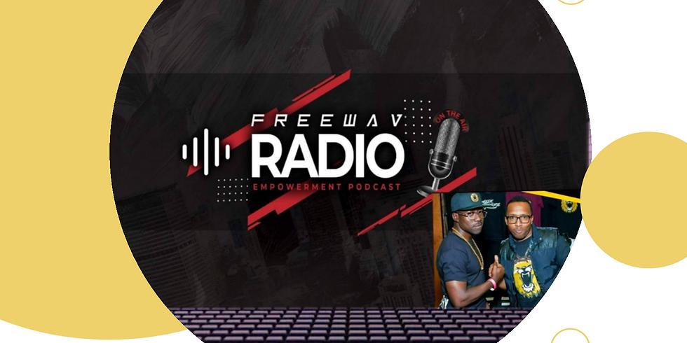 The Psalmist Voice Presents: Dee Martyr & Geno Worldwide or Freewav Radio