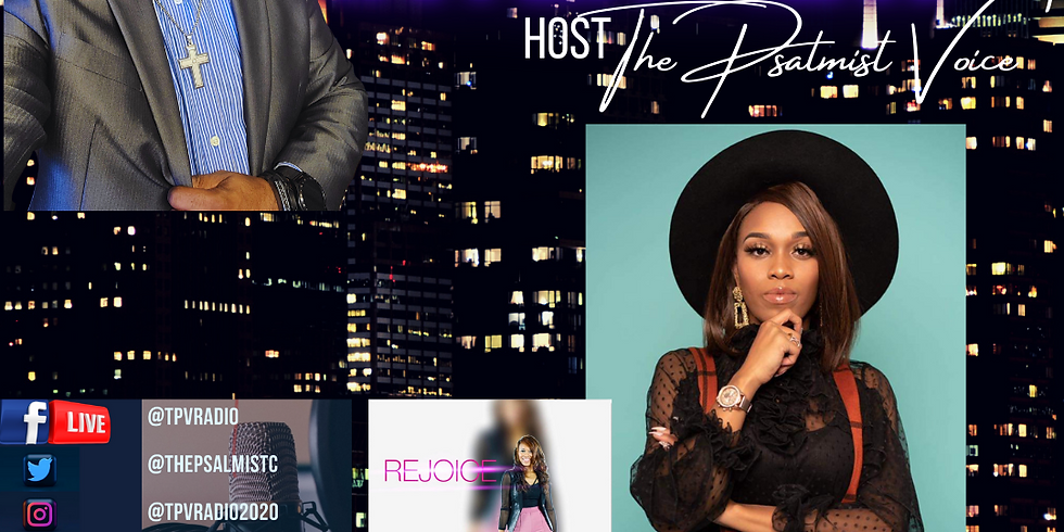 The Exclusive Interview with Gospel Recording Artist Talasia