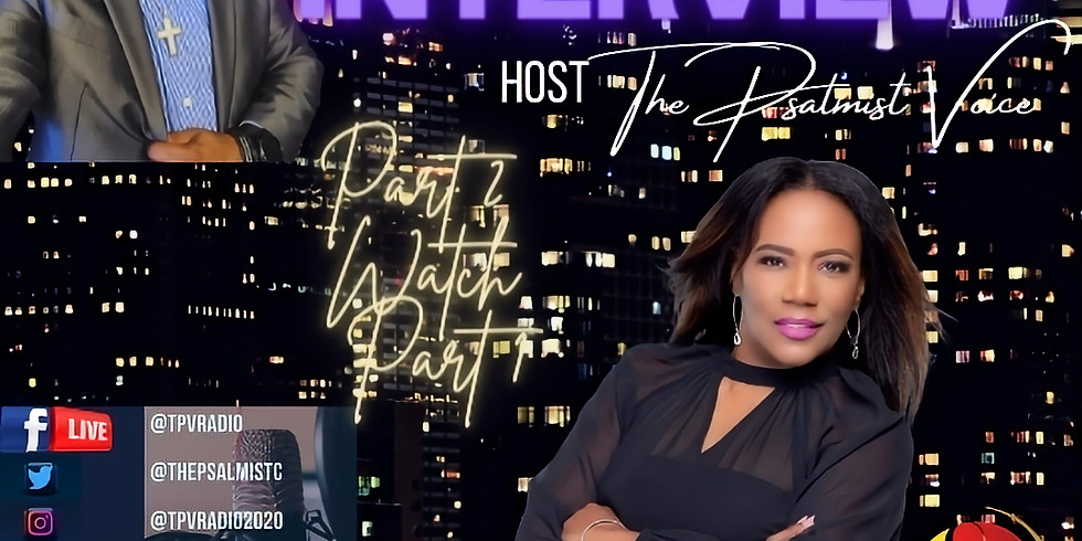 The Exclusive Interview Host Of The Thumphant Show with Sherida Lovelace